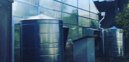 Zoo Atlanta Greenhouse Cisterns