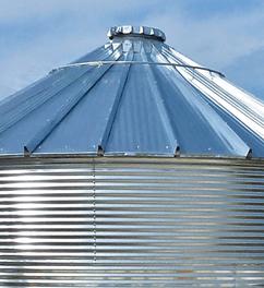 Corrugated Steel Tank for Georgia Climate